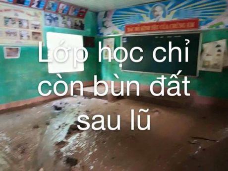 Thuy Tien khoc nhu mua khi doc thu cua co giao tu vung lu - Anh 5
