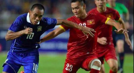 Viet Nam vuot mat doi thu Thai Lan - Anh 1