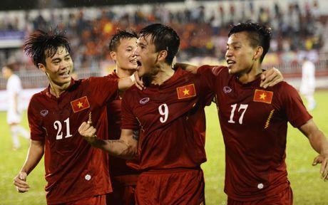 Viet Nam vuot mat doi thu Thai Lan - Anh 2
