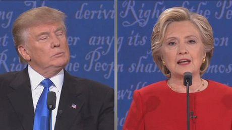 Clinton – Trump: Cuoc doi dau cuoi cung day kich tinh - Anh 1