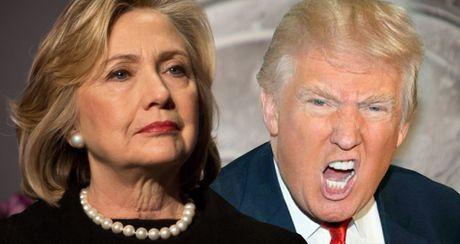Hillary Clinton - Donald Trump va tran quyet dau cuoi cung - Anh 1