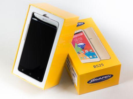 Can canh smartphone Bavapen B525 gia duoi 2 trieu dong - Anh 3