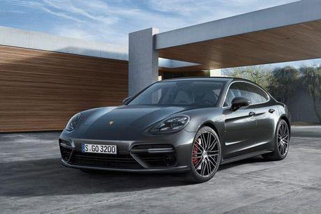 Sieu pham Porsche Panamera Turbo 2017 truoc them VIMS 2016 - Anh 4