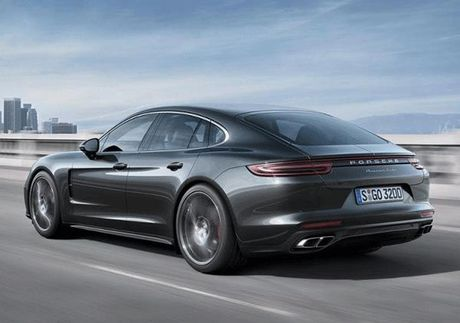 Sieu pham Porsche Panamera Turbo 2017 truoc them VIMS 2016 - Anh 5