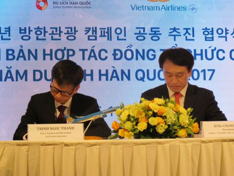 Viet Nam va Han Quoc nang tam hop tac phat trien du lich - Anh 2