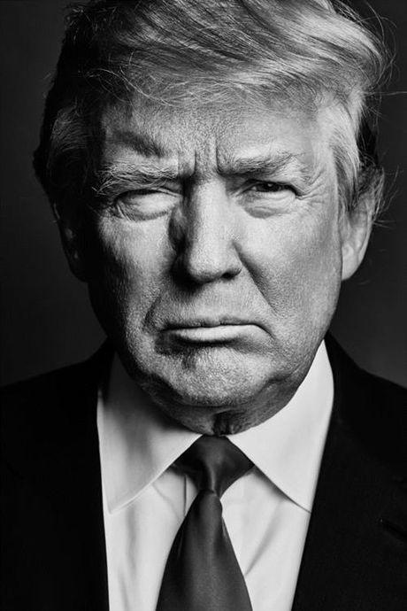 Cau chuyen dang sau nhung buc anh bieu tuong cua Donald Trump - Anh 12