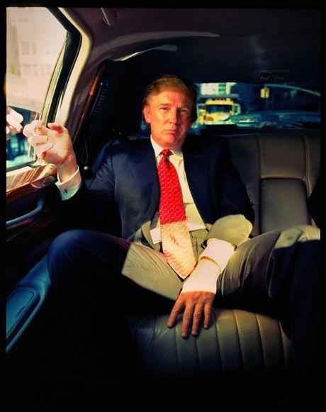 Cau chuyen dang sau nhung buc anh bieu tuong cua Donald Trump - Anh 5