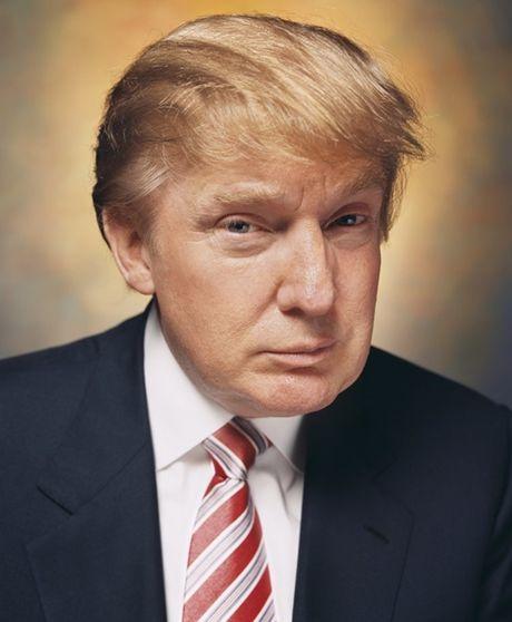 Cau chuyen dang sau nhung buc anh bieu tuong cua Donald Trump - Anh 6