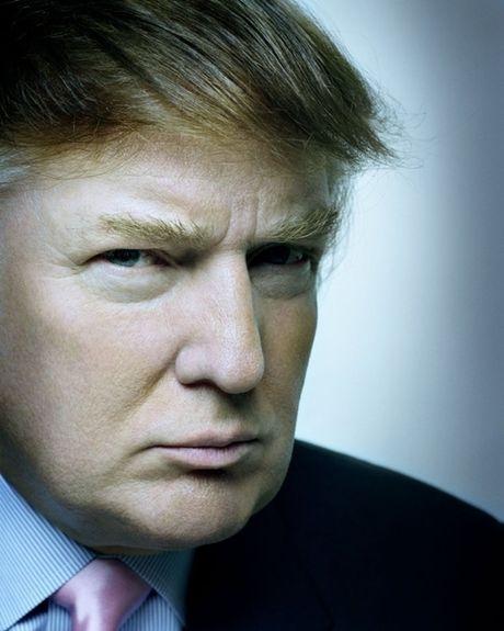 Cau chuyen dang sau nhung buc anh bieu tuong cua Donald Trump - Anh 8