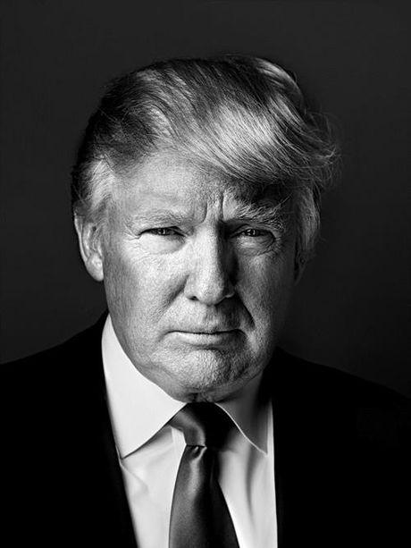 Cau chuyen dang sau nhung buc anh bieu tuong cua Donald Trump - Anh 9