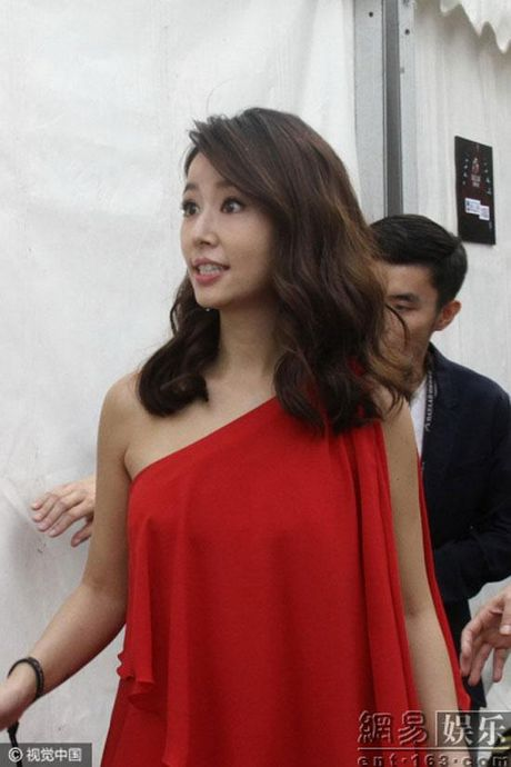 Ba bau Lam Tam Nhu bi nghi 'tha rong' di du su kien - Anh 6