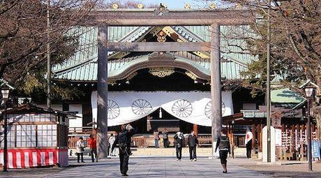 Yasukuni – ngoi den gay tranh cai nhat Nhat Ban - Anh 1
