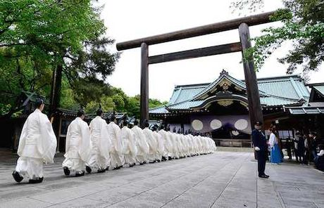 Yasukuni – ngoi den gay tranh cai nhat Nhat Ban - Anh 2