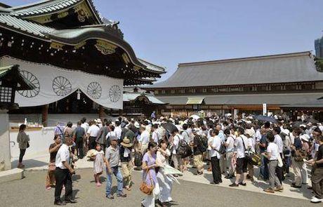 Yasukuni – ngoi den gay tranh cai nhat Nhat Ban - Anh 3