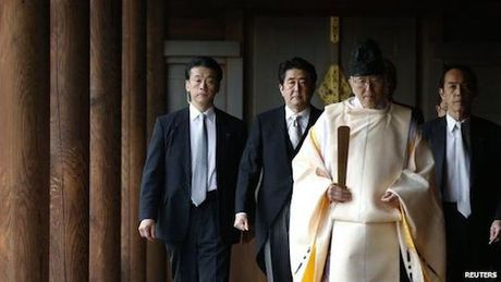 Yasukuni – ngoi den gay tranh cai nhat Nhat Ban - Anh 4