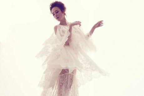 Goi y mac dam ren xuyen thau dep nhu Angela Phuong Trinh - Anh 5
