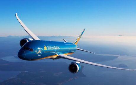 Vietnam Airlines tam dung khai thac mot so chuyen bay quoc te do bao Haima - Anh 1