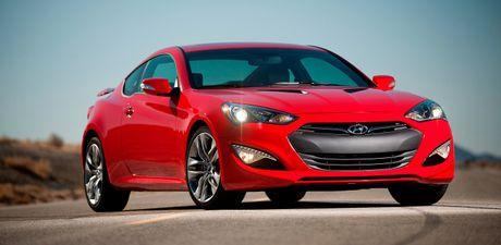 Trieu hoi 84.500 xe Hyundai Genesis Coupe do loi day dien tui khi - Anh 1