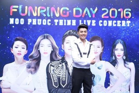 Sau Asia Song Festival, Noo Phuoc Thinh se co liveshow 35.000 fan hoanh trang - Anh 1