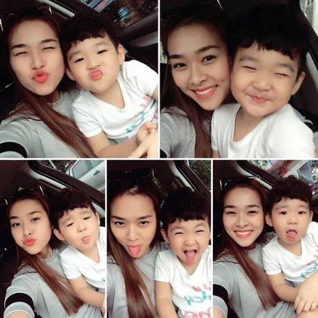 Ai bao lam single mom thi khong the hanh phuc, hay nhin 4 hotgirl ban linh nay! - Anh 2