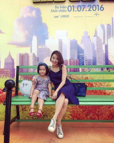 Ai bao lam single mom thi khong the hanh phuc, hay nhin 4 hotgirl ban linh nay! - Anh 33