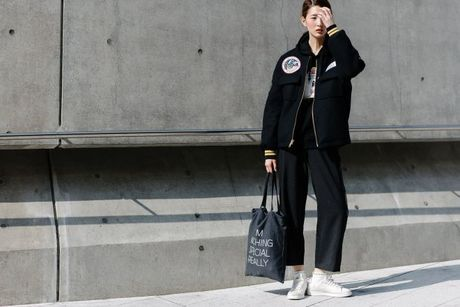 Ngay 2: Min tiep tuc chiem che trong top street style dinh nhat cung dan fashionista Han - Anh 6