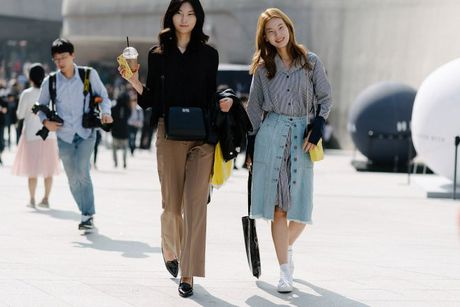 Ngay 2: Min tiep tuc chiem che trong top street style dinh nhat cung dan fashionista Han - Anh 7