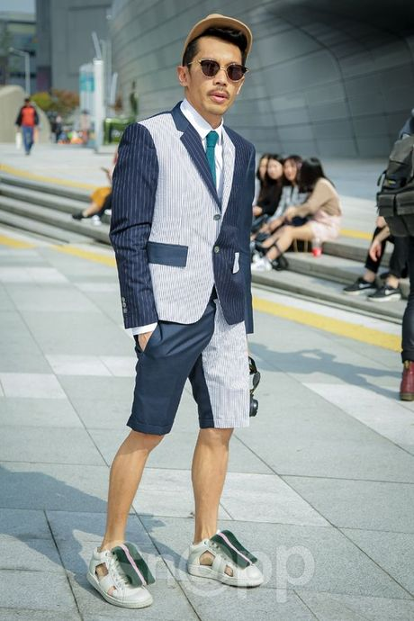 Ngay 2: Min tiep tuc chiem che trong top street style dinh nhat cung dan fashionista Han - Anh 9