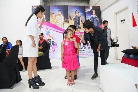 Xuan Lan tat bat to chuc casting Tuan le thoi trang thieu nhi Viet Nam lan 2 - Anh 1