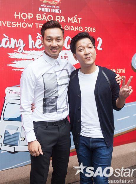 Truong Giang chap nhan lo de to chuc liveshow phuc vu khan gia que nha - Anh 2