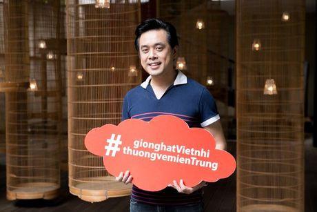 Thang - Nhi, Noo Phuoc Thinh, Vu Cat Tuong chung tay cung hoc tro 'Thuong ve mien Trung' - Anh 6