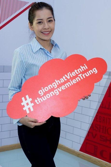 Thang - Nhi, Noo Phuoc Thinh, Vu Cat Tuong chung tay cung hoc tro 'Thuong ve mien Trung' - Anh 7