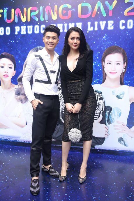 Noo Phuoc Thinh cung Ha Ho, Dong Nhi hua hen bung no trong Dai nhac hoi Funring Day - Anh 5