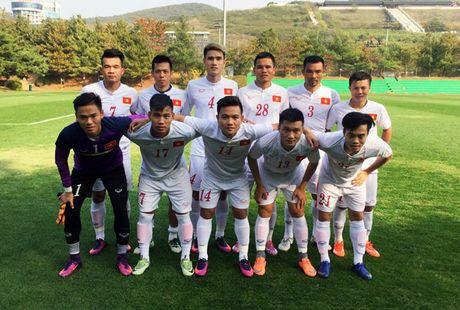 HLV Huu Thang thay ca doi hinh, DT Viet Nam thang de doi hinh 2 cua FC Seoul - Anh 1