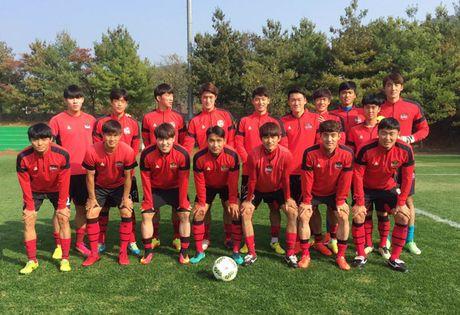 HLV Huu Thang thay ca doi hinh, DT Viet Nam thang de doi hinh 2 cua FC Seoul - Anh 2