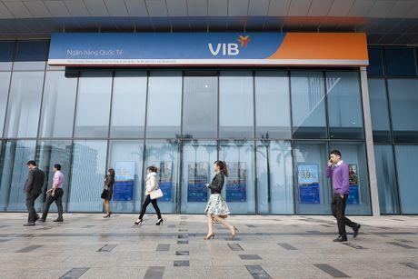 VIB: Loi nhuan quy 3 truoc du phong dat 940 ty dong, tang 25,9% - Anh 1