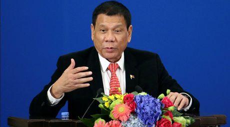 Tong thong Philippines tuyen bo 'chia tay' voi My - Anh 1