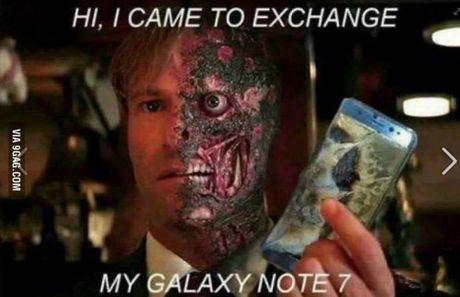 Nhung trao luu an theo vu Note 7 no 'xat muoi vao long Samsung' - Anh 2