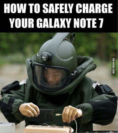 Nhung trao luu an theo vu Note 7 no 'xat muoi vao long Samsung' - Anh 4