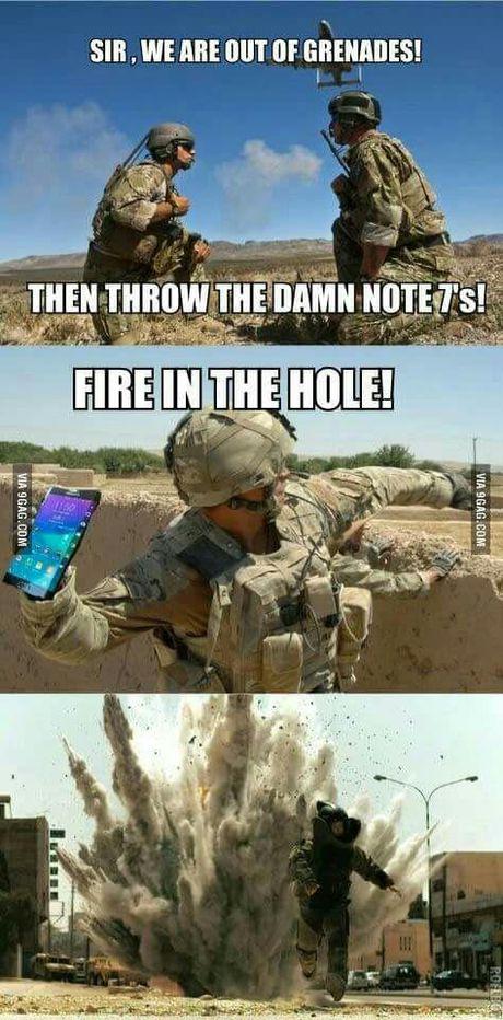 Nhung trao luu an theo vu Note 7 no 'xat muoi vao long Samsung' - Anh 6