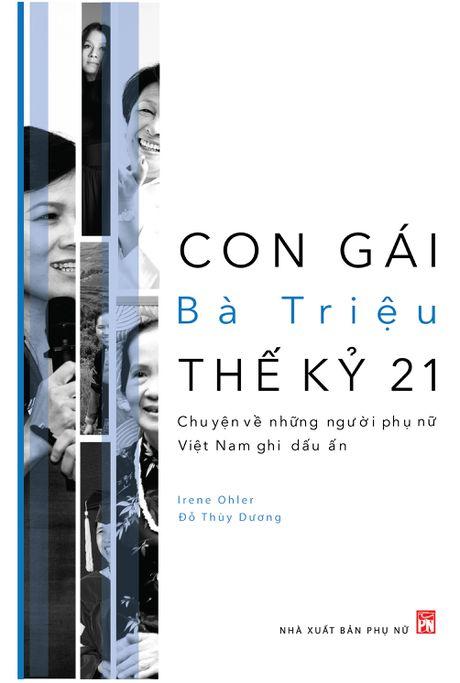 My Linh: 'Co nhieu con chau Ba Trieu xung quanh chung ta' - Anh 1