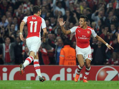 'Tham hoa cho Arsenal neu mat Oezil va Sanchez' - Anh 1