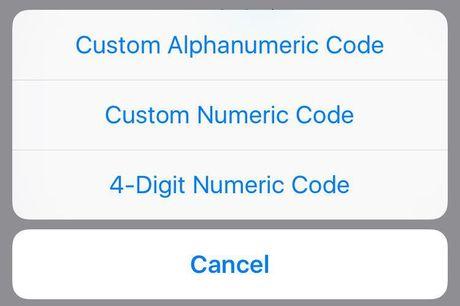 8 buoc tang cuong bao mat iPhone khong phai ai cung biet - Anh 4