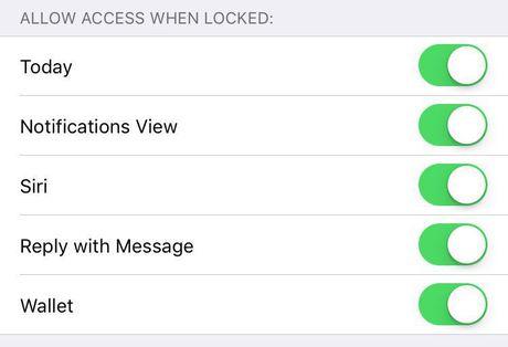 8 buoc tang cuong bao mat iPhone khong phai ai cung biet - Anh 6
