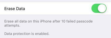 8 buoc tang cuong bao mat iPhone khong phai ai cung biet - Anh 8