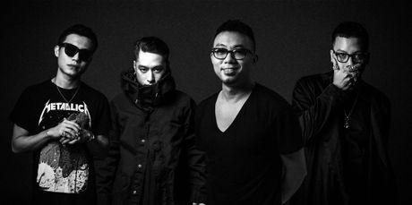 Touliver va DJ Dustee, Teddy dai dien EDM Viet tai Moonsoon - Anh 1