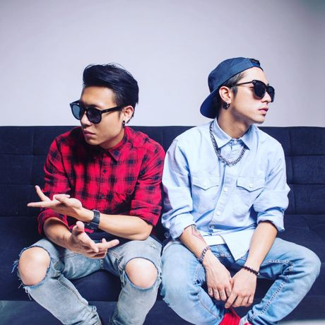 Touliver va DJ Dustee, Teddy dai dien EDM Viet tai Moonsoon - Anh 4