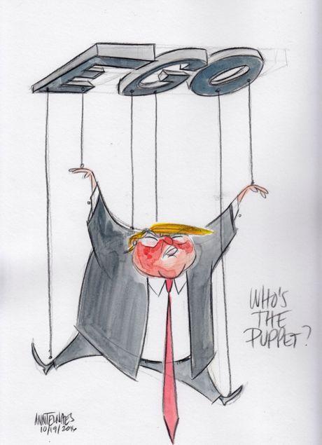 Trump tro thanh 'nguoi dan ba xau tinh' qua tranh biem hoa - Anh 6