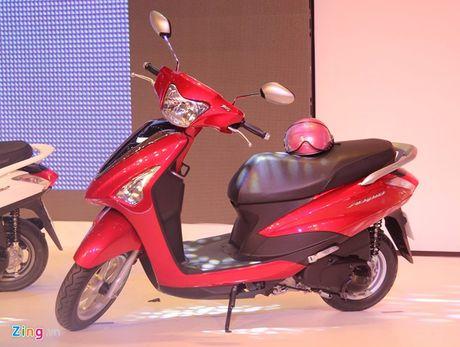 Yamaha trieu hoi gan 32.000 xe Acruzo tai Viet Nam - Anh 1