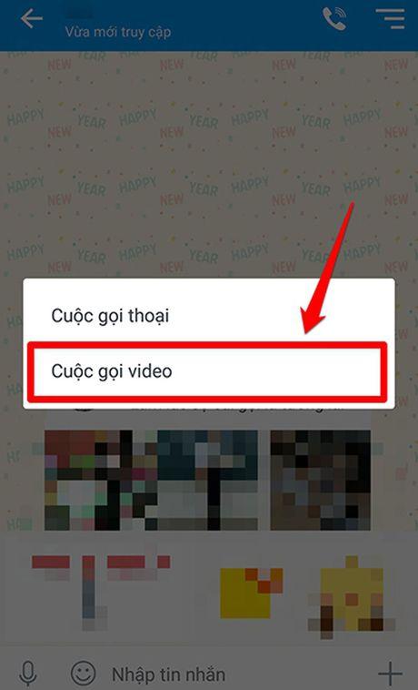 Zalo ra mat tinh nang VideoCall va LiveStream - Anh 2